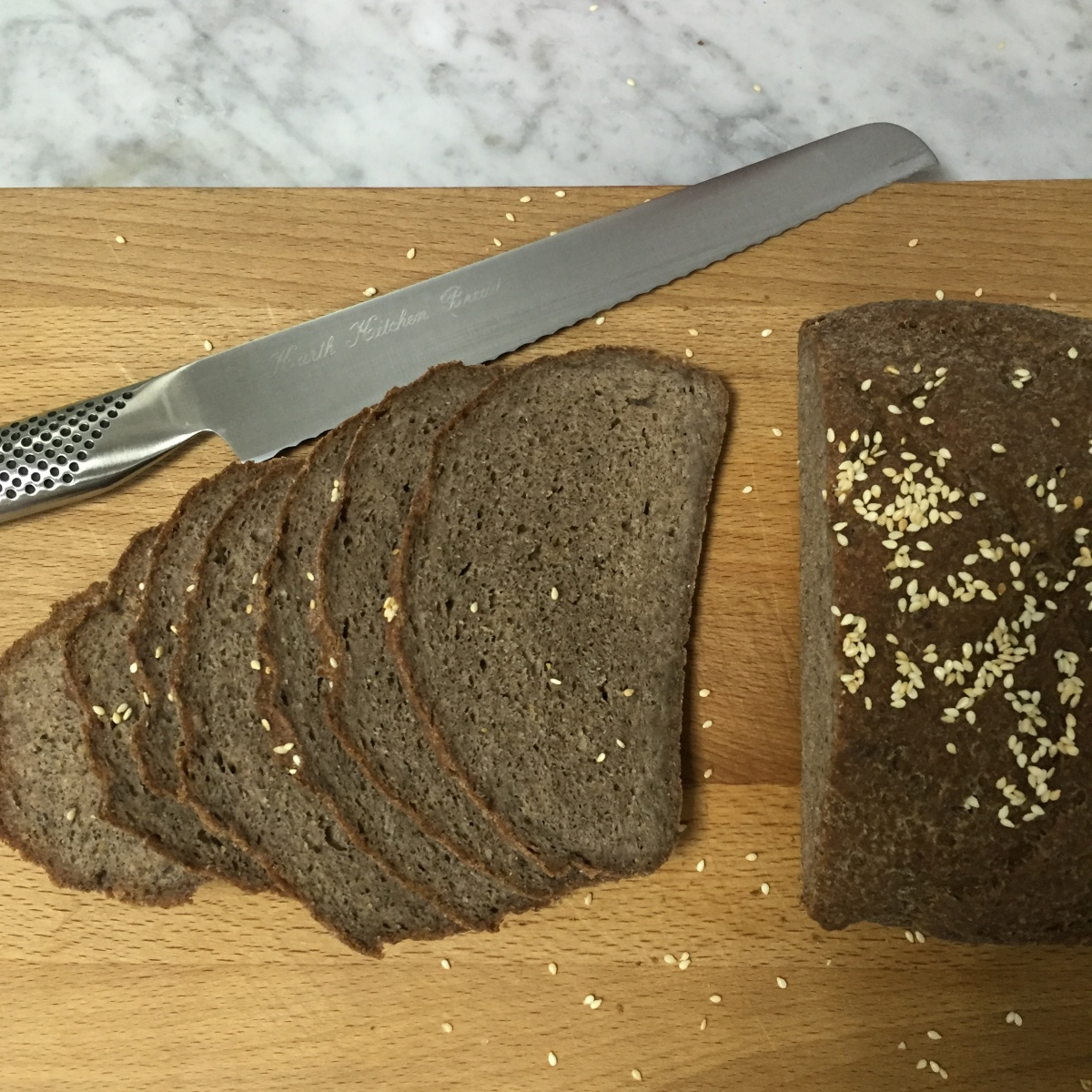 Gluten Free bread that's a winner!